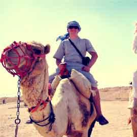 Authentic Bedouin Style